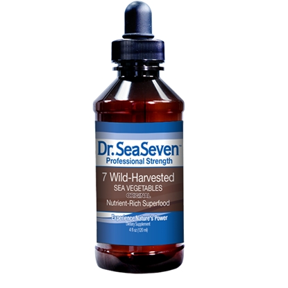 Picture of Dr. SeaSeven Sea Vegetables Original
