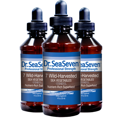 Picture of Dr SeaSeven Sea Vegetables Original (each)